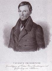 Vincent Priessnitz Hydrothérapie