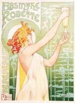 Publicité pour l'absinthe - 1896