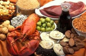 Aliments riches en cuivre