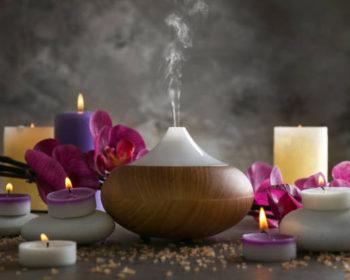 Diffuseur huiles essentielles aromathérapie