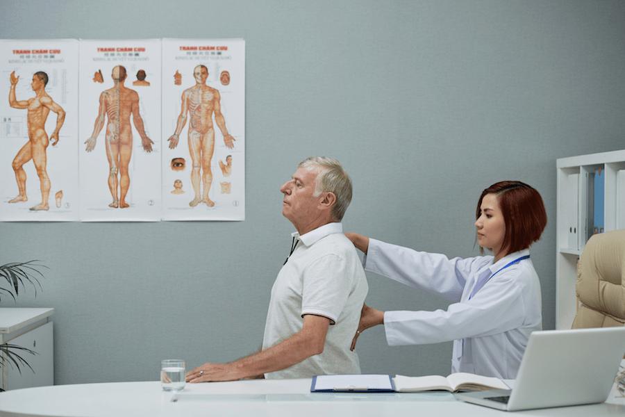 Soin de médecine douce