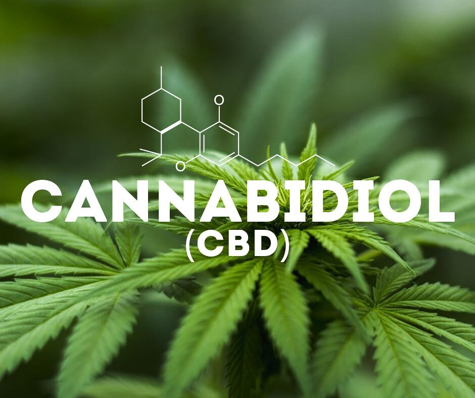 THC et du CBD