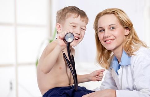 consultation pediatre
